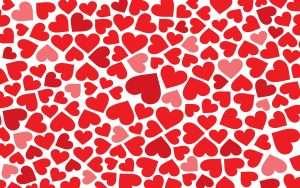 خلفيات حب قلب