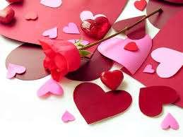 هدية حب رومانسية وردة