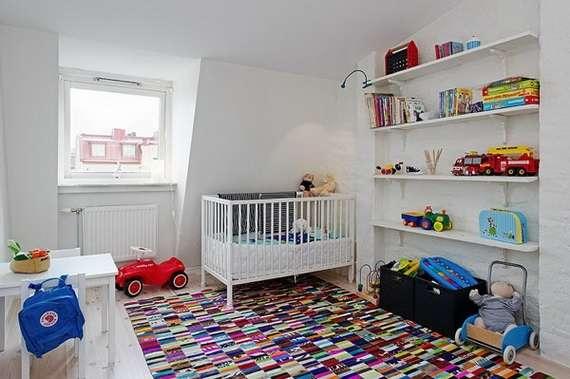 ديكورات غرف نوم اطفال اولاد 2017 صور استايلات غرف نوم اولاد صغار