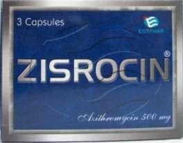 زيسروسين Zisrocin مضاد حيوي للالتهابات | موقع حصرى
