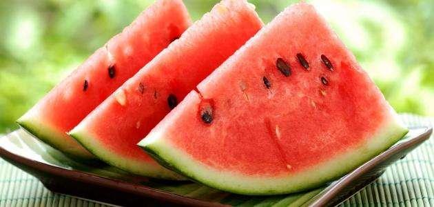 صورة فوائد البطيخ , 49 فائدة من فوائد البطيخ للاطفال والكبار وتعرفي علي اضراره ايضاً