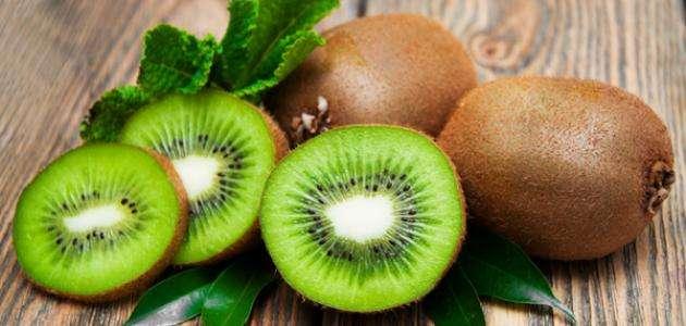 صورة فوائد الكيوي, أكثر من 60 فائدة للكيوي للبشرة والجسم والصحة بشكل عام