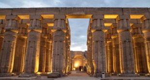 اثار مصر