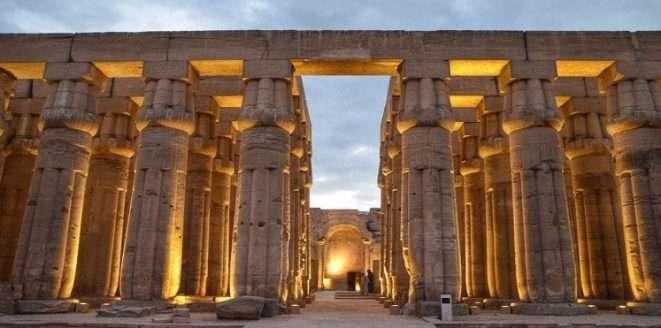صورة أهم آثار مصر والمعالم السياحية في مصر