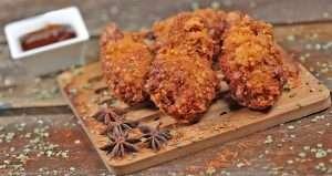 طريقة عمل بروستيد الدجاج