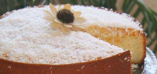 صورة طريقة عمل الكيكة