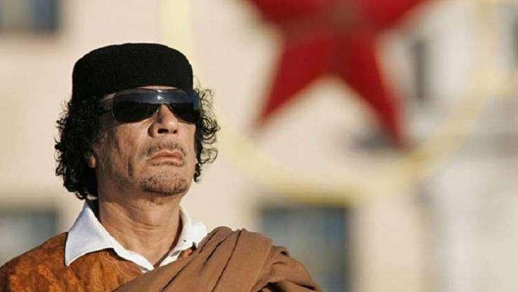 اقوال معمر القذافي