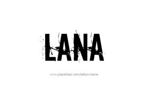 صور وخلفيات اسم لانا (8)