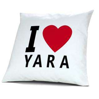 I LOVE YARA