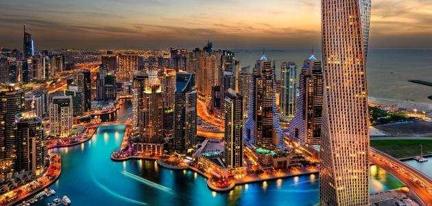 صورة أفضل الأماكن السياحية في دبي