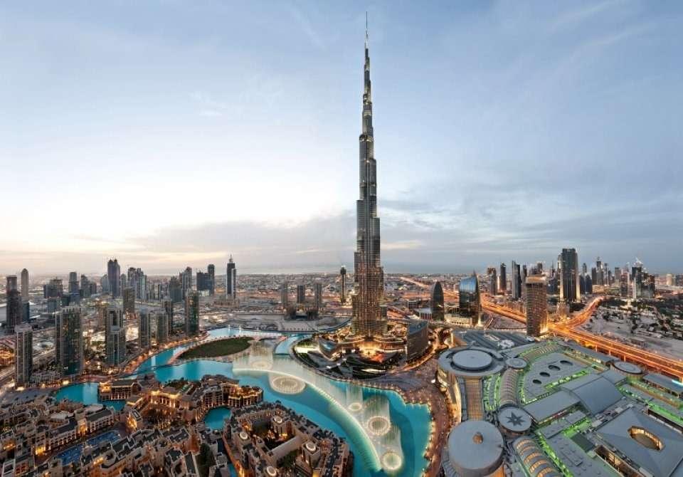صورة معلومات عن برج خليفة : 13 معلومة عن برج خليفة