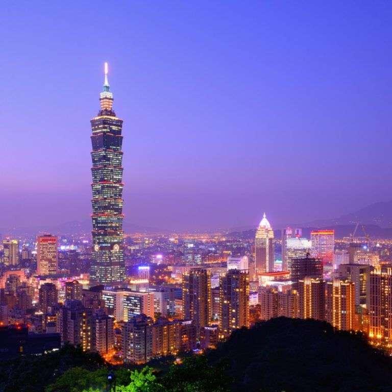 صورة أهم المعالم السياحية في تايوان