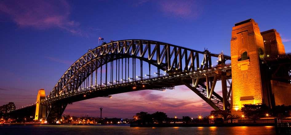 صورة جسر ميناء سيدني