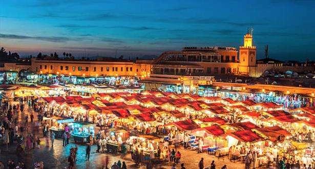 صورة السياحة في مراكش