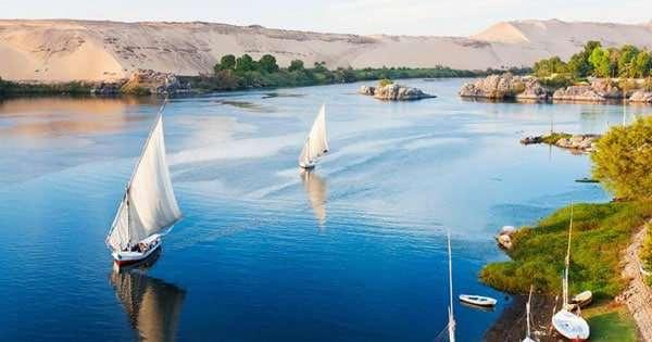 خاتمة بحث عن نهر النيل