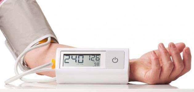 صورة اسباب ارتفاع ضغط الدم