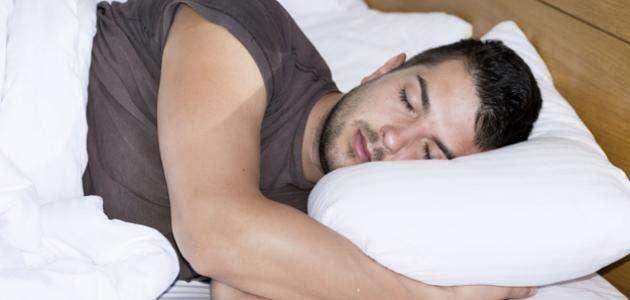 النوم الكثير