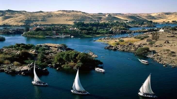 صورة خاتمة عن نهر النيل , 4 خاتمات مختلفة عن نهر النيل