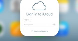 شرح تسجيل دخول i cloud