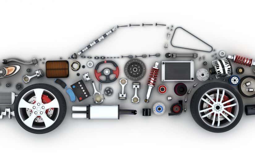 موقع لبيع قطع غيار السيارات
